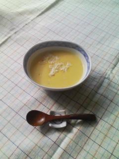 心と体に優しいスープ